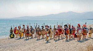 Pierwsza z najważniejszych bitew świata. Tak Grecy ocalili Europę