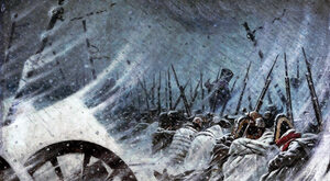 """""""Generał Mróz"""" wybija Wielką Armię. Rosyjski koszmar Napoleona"""