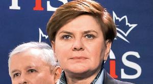 Kaczyński w spódnicy