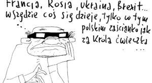W polskim zaścianku